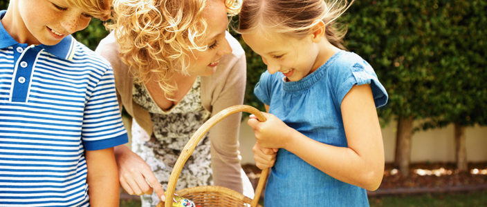 Celebrate Easter in Grapevine with Park Place
