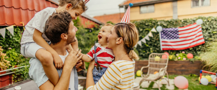 Find Exciting Fourth of July 2021 Celebration Ideas in Grapevine at Park Place